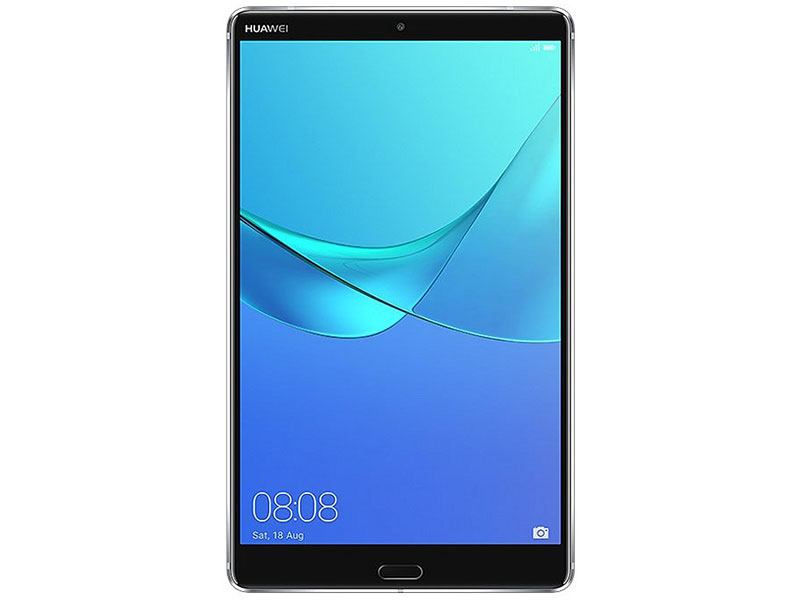 Планшет Huawei MediaPad M5 8 (SHT-AL09) Kirin 960 (2.1) / 4Gb / 64Gb / 8.4 IPS / Wi-Fi / BT / 3G / 4G LTE / 13+8mpx / Android 8.0 / Space Grey huawei mediapad m2 8 32gb lte [m2 801l] cold 8 1920x1200 32 гб 8 мп wi fi bluetooth 3g 4g lte android 5 0