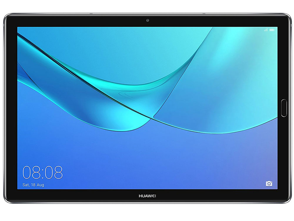 Планшет Huawei MediaPad M5 10 (CMR-AL09) Kirin 960 (2.1) / 4Gb / 64Gb / 10 IPS / Wi-Fi / BT / 3G / 4G LTE / 13+8mpx / Android 8.0 / Space Grey waywalkers h9 10 inch tablet pc 4g lte android 7 0 octa core ram 4gb rom 64gb 1920 1200 ips dual sim wifi smart tablets 10 1 10
