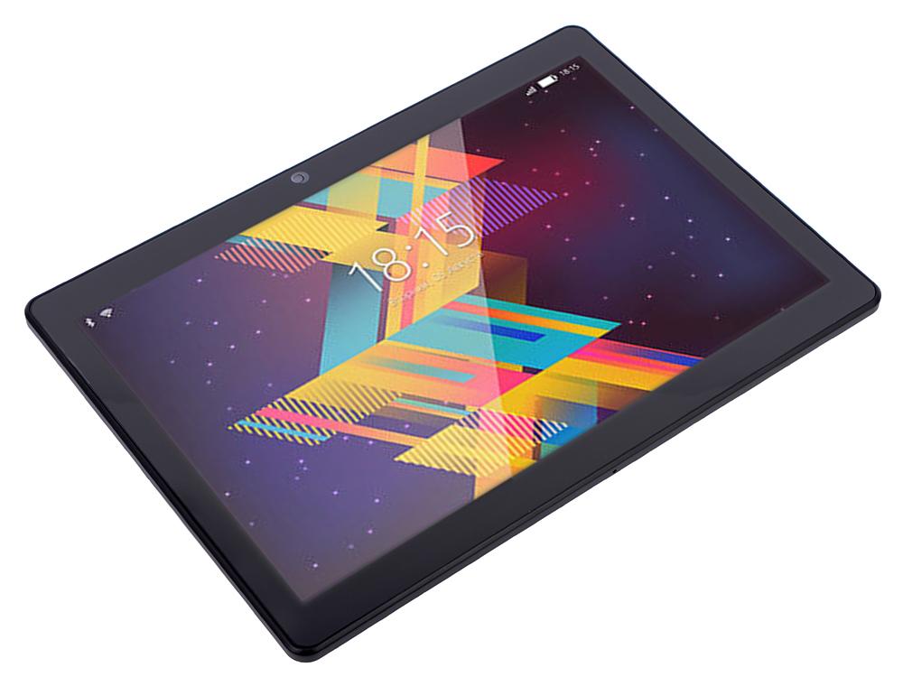 Планшет BQ-1056L Exion SC9832 / 1Gb / 16Gb / 10.1 IPS WXGA / Wi-Fi / BT / 3G / 4G LTE / 5+2mpx / Android 7 / Black