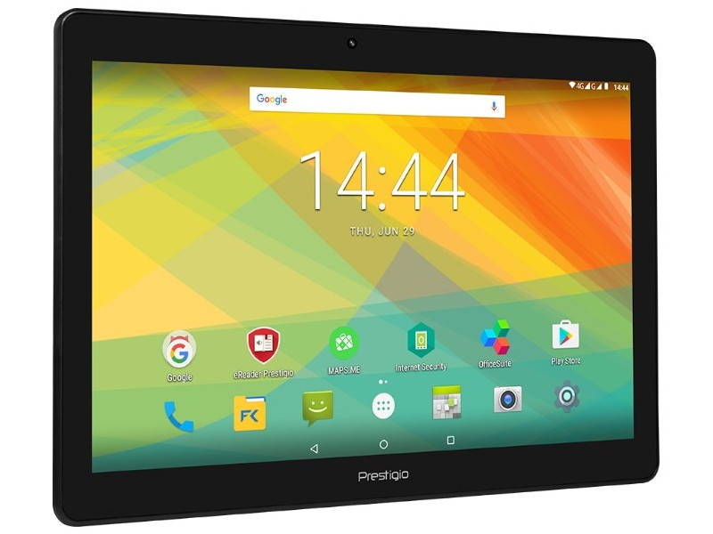 Планшет Prestigio Grace 3301 4G (WCPMT33014GDGDCIS) MediaTek MT8735 (1.0) / 2GB / 16GB / 10.1 1280x800 / 2SIM / 2.0Mp, 0.3Mp / 3G / LTE / BT / GPS / Android 7.0 (Dark Grey)