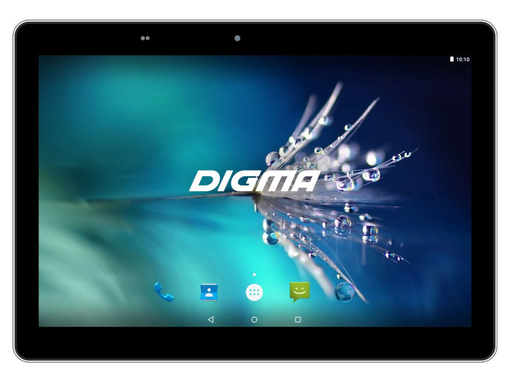 Планшет Digma Optima 1025N (TS1190ML) MTK8735V (1.0) / 2GB / 16GB / 10.1 1280x800 IPS / 3G / LTE / BT / GPS / 2Mp, 0.3 Mp / Android 7.0 (White) планшет