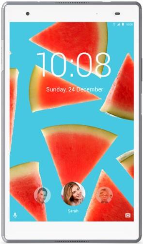 Планшет Lenovo Tab4 8 Plus TB-8704X ZA2F0106RU Snapdragon 625 (2.0) / 4Gb / 64Gb / 8 IPS FHD / Wi-Fi / BT / 3G / LTE / 5+8mpx / Android 7.0 / White