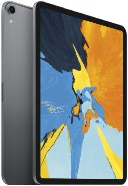 Планшет Apple iPad Pro MTXT2RU/A A12X Bionic / 4Gb / 512Gb / 11 IPS Retina QSXGA / Wi-Fi / BT / 7+12mpx / iOS / Space Grey планшет apple ipad wi fi cellular 128gb retina mrm22ru a 9 7 ips 2048x1536 retina a10 3g lte wifi bт 8 0mp ios11 gold