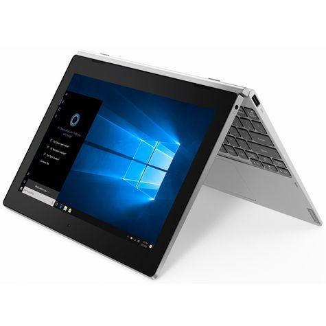 Планшет Lenovo IdeaPad D330-10IGM (81H3003BRU) Celeron N4000 2C/2Gb/32Gb/10.1 1280x800/Win10/серебристый lenovo lenovo miix 300 10 32gb