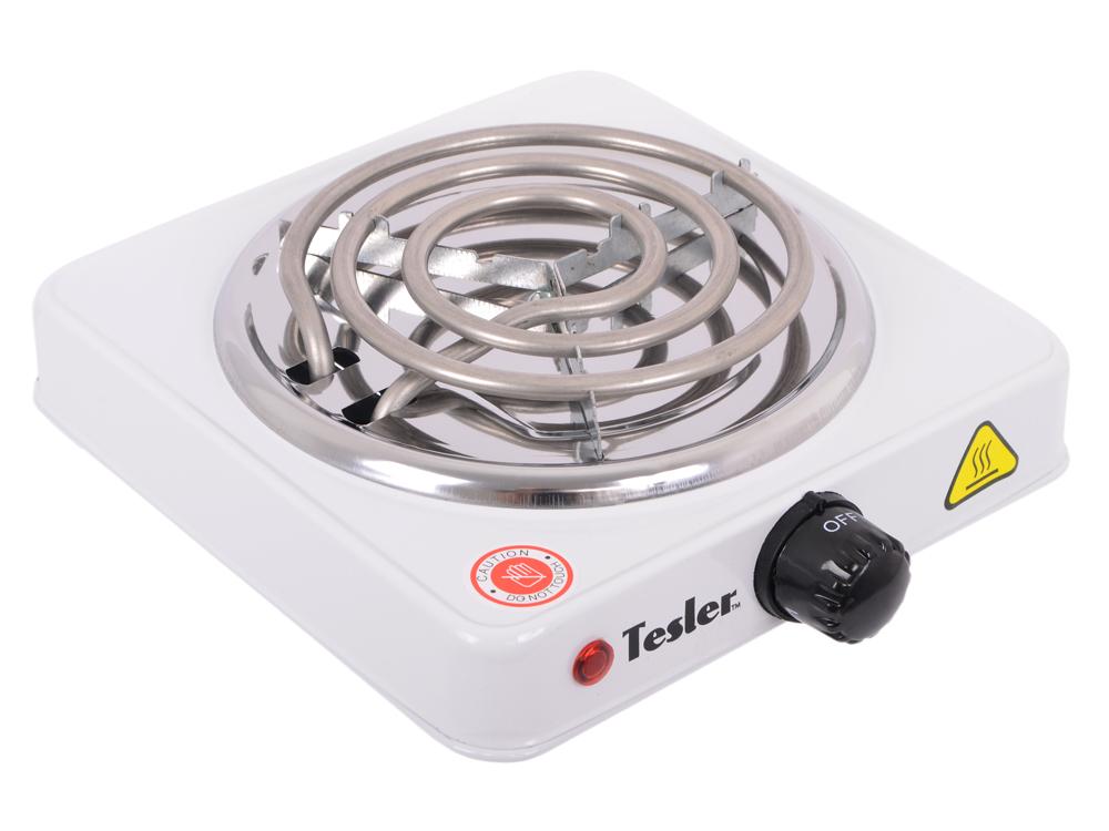 Плитка электрическая TESLER PEO-01 электрическая плитка tesler pe 10 white pe 10 white