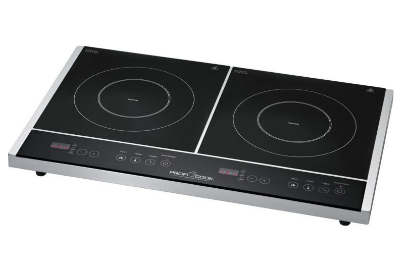 Индукционная электроплитка Profi Cook PC-DKI 1067 чёрный