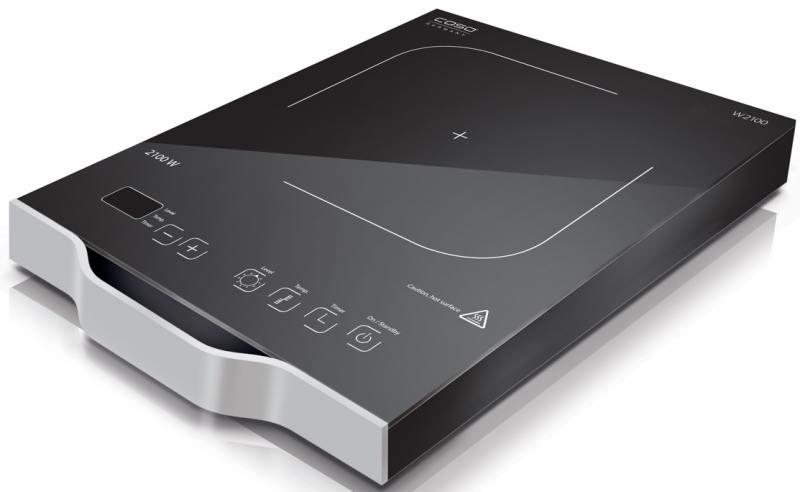 Индукционная электроплитка CASO W 2100