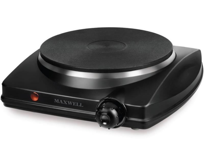 Электроплитка Maxwell MW-1902(BK)