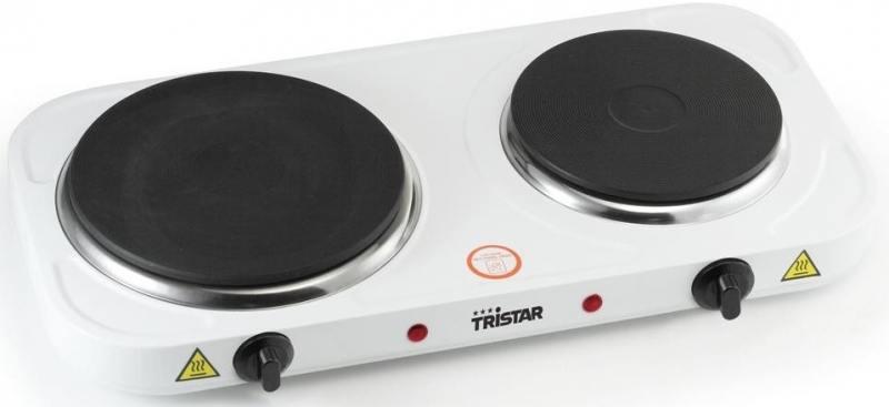 Электроплитка Tristar KP-6245 белый плитка электрическая tristar kp 6185