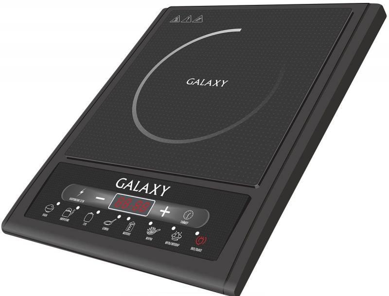 Индукционная электроплитка GALAXY GL 3053 цены