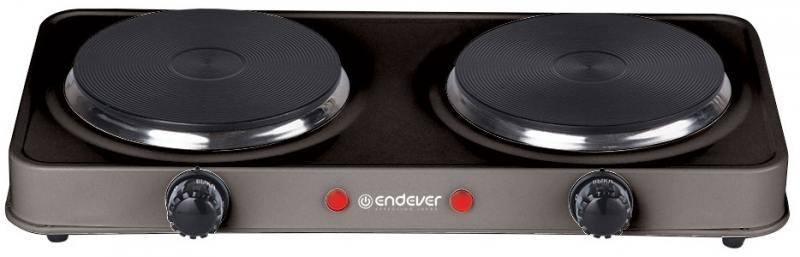 Плитка электрическая Endever Skyline EP-20 B