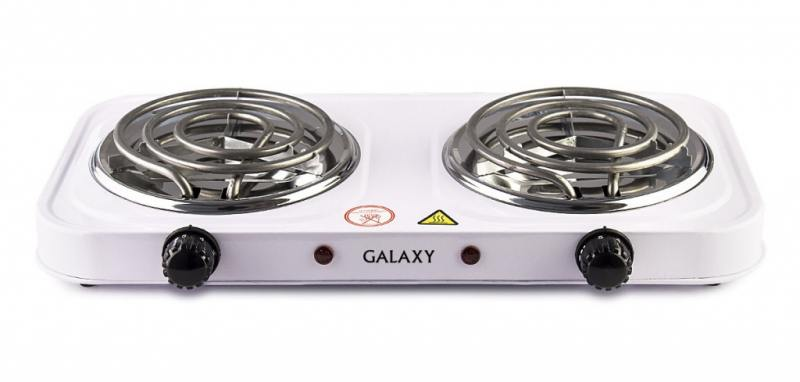 Электроплитка GALAXY GL 3004 белый отпариватель galaxy gl 6207