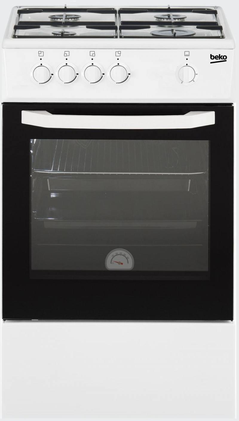 Газовая плита Beko CSG 42001 W