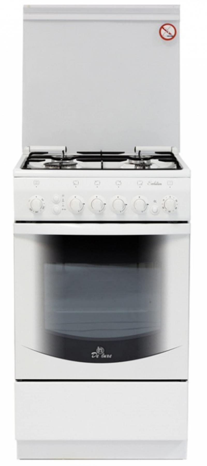 Газовая плита De Luxe 5040.31г камины ewt ventosa de luxe