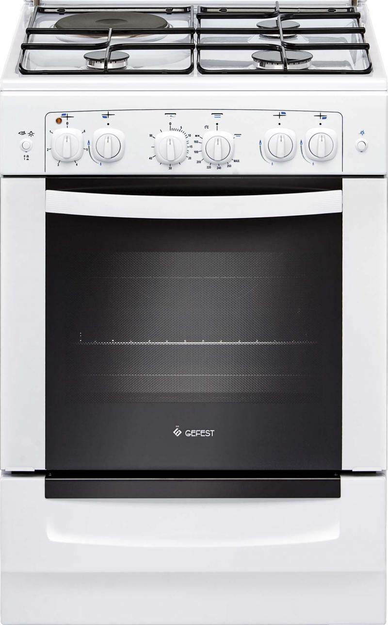 Комбинированная плита Gefest 6110-02