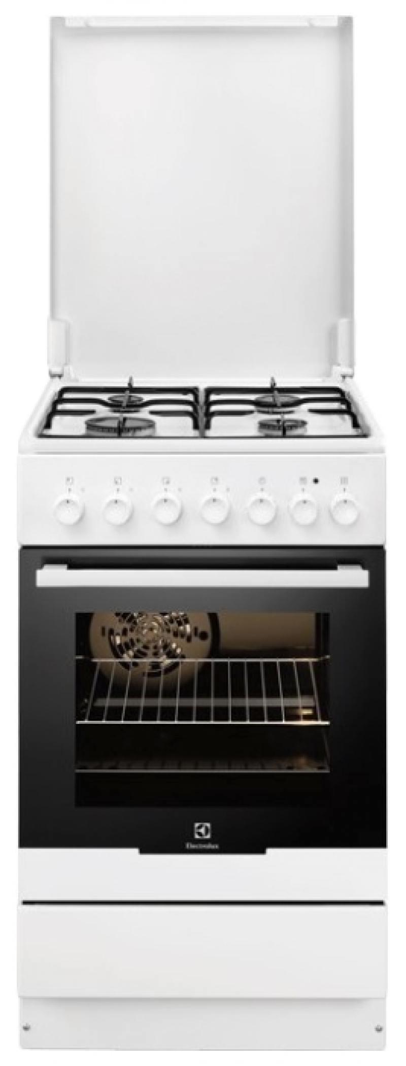 Комбинированная плита Electrolux EKK951301W цена и фото