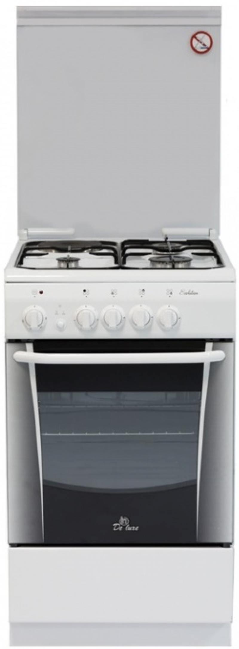 Комбинированная плита De Luxe 506031.01гэ de luxe 5w30v1