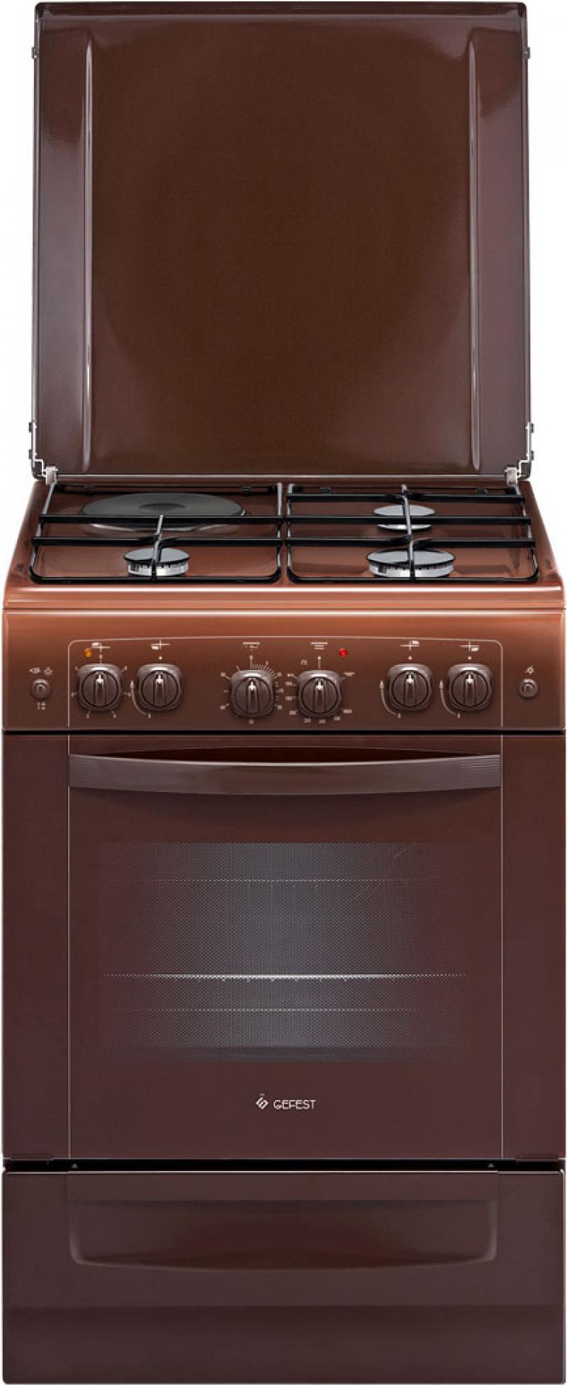 Комбинированная плита Gefest 6111-02 0001