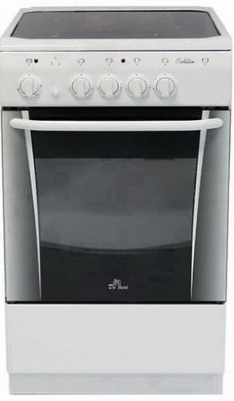 Электрическая плита De Luxe 506004.00э de luxe 5w30v1