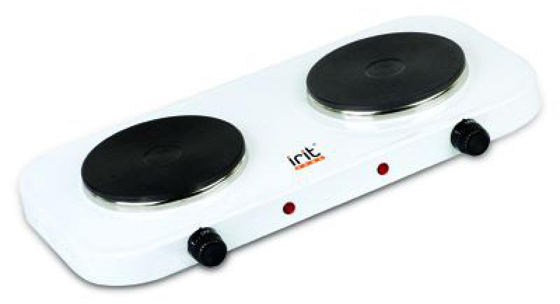 Электроплитка Irit IR-8008 белый электроплитка tesler pe 15 белый