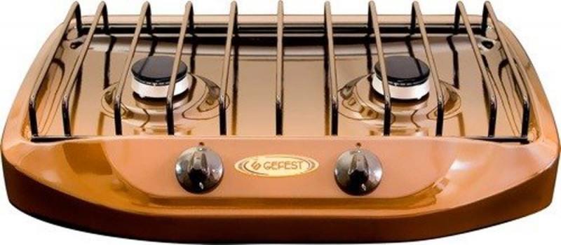 Газовая плитка Gefest ПГ 700-02 коричневый