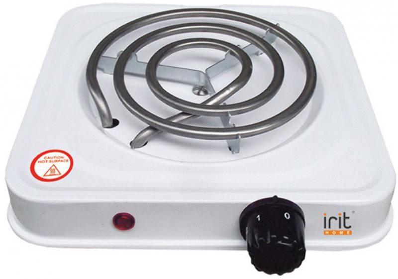 Электроплитка Irit IR-8005 белый электроплитка irit ir 8101 белый