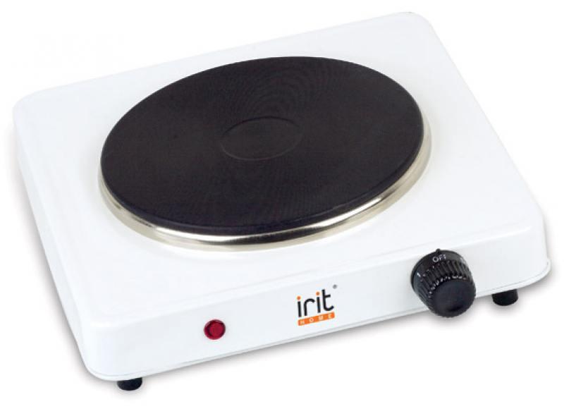 Электроплитка Irit IR-8200 белый