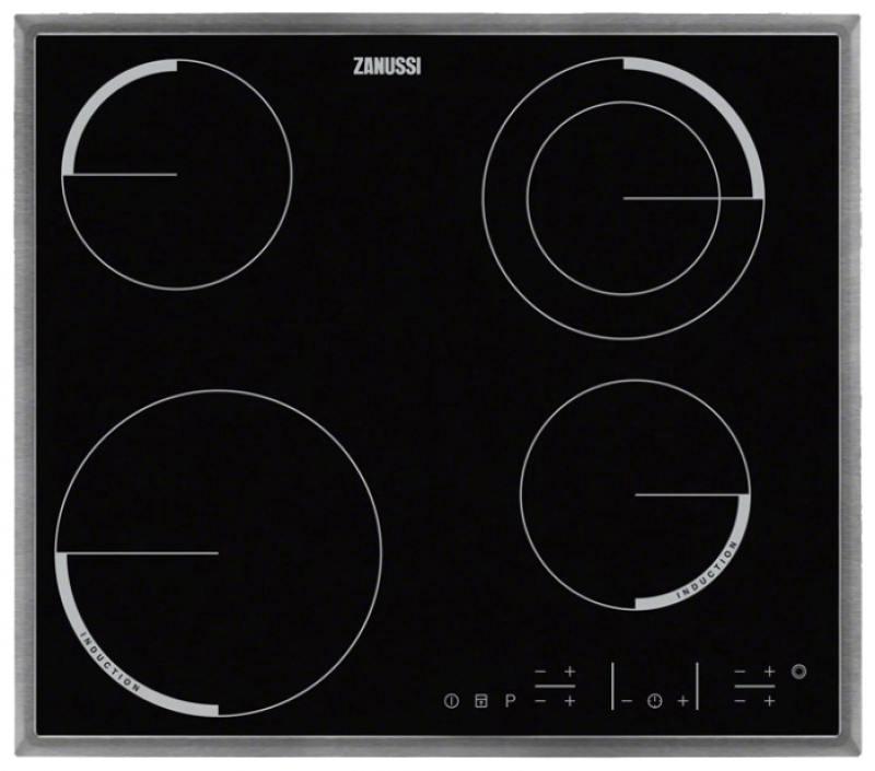Варочная панель индукционная Zanussi ZEN 6641 XBA индукционная варочная панель asko hi1994g