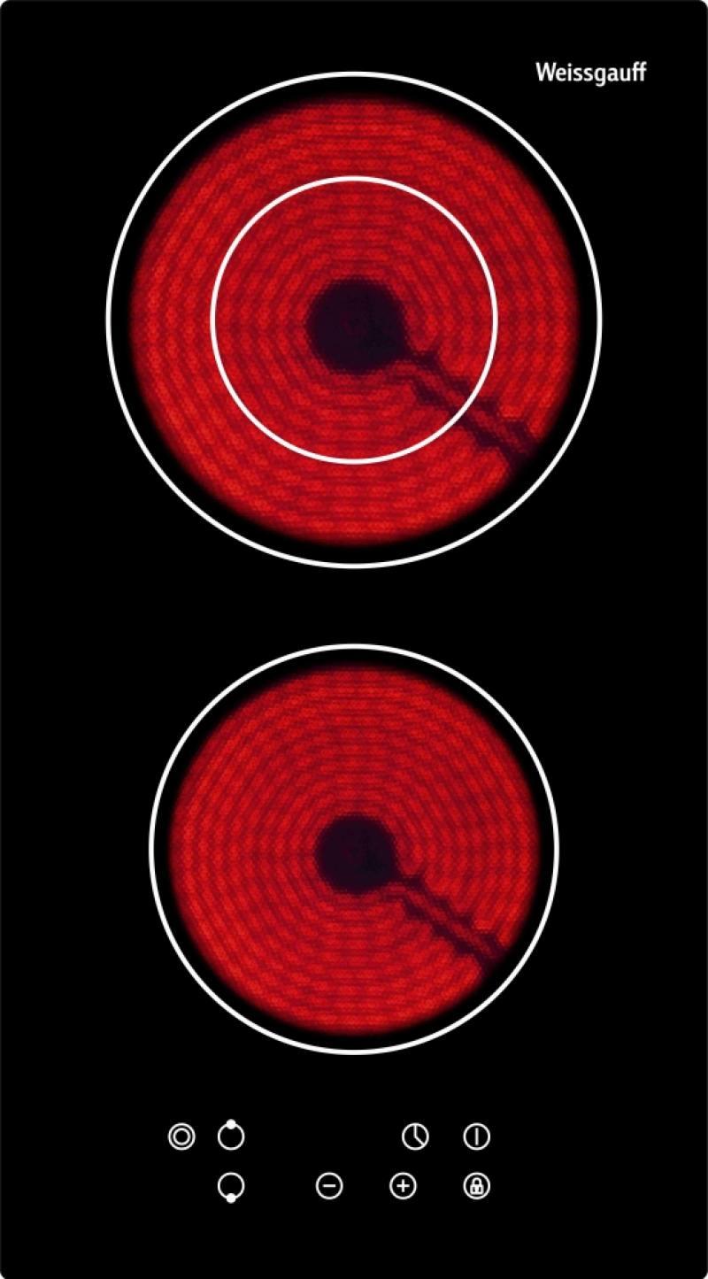 Варочная панель электрическая Weissgauff HV 312 B pro svet light mini par led 312 ir