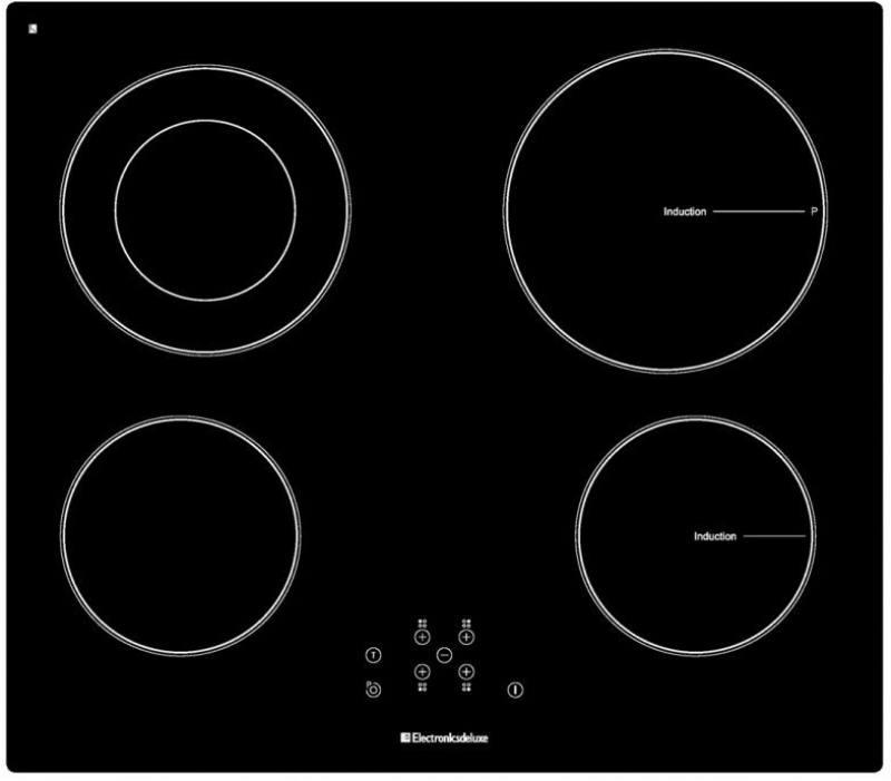 Варочная панель индукционная Electronicsdeluxe 5952022.00 эви индукционная варочная панель asko hi1994g