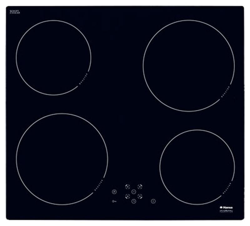 Варочная панель индукционная Hansa BHI67303 варочная панель индукционная hansa bhi68300