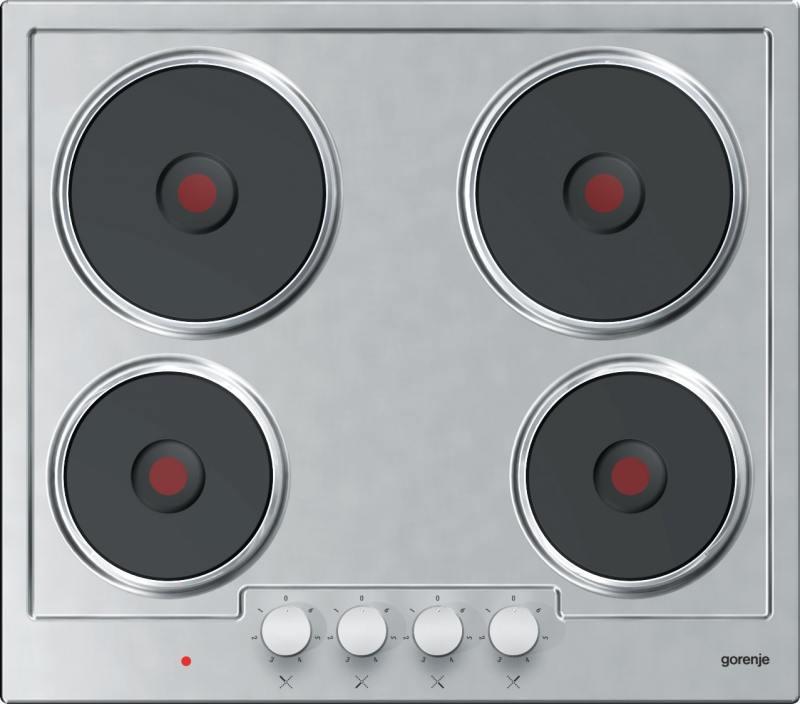 Варочная панель электрическая Gorenje E6N1BX варочная панель электрическая gorenje ect693orab черный