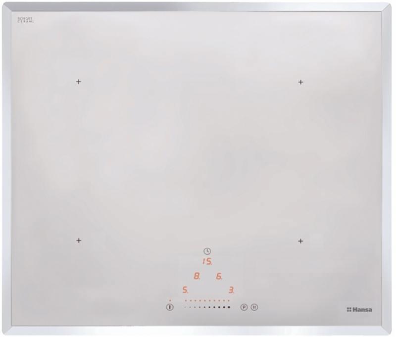 Варочная панель индукционная Hansa BHIW68303 встраиваемая индукционная панель hansa bhi66077