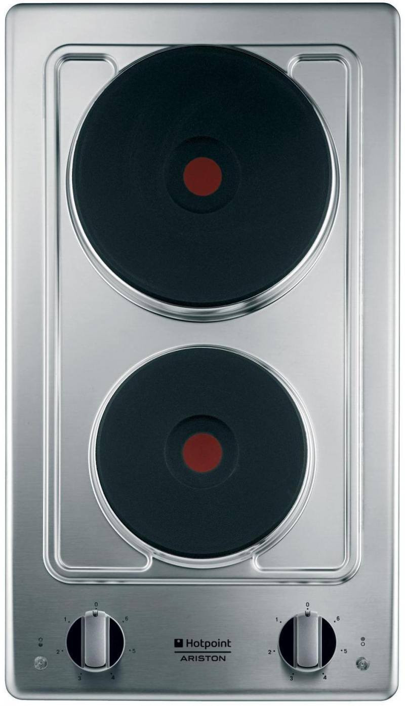 Варочная панель электрическая HOTPOINT-ARISTON DK 02 (IX)