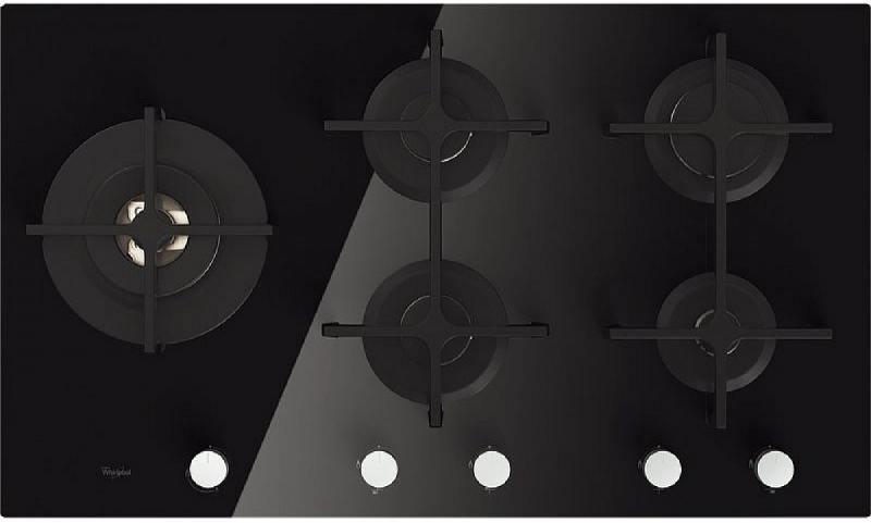 Варочная панель газовая Whirlpool GOA 9523/NB газовая варочная панель whirlpool gma 6411 nb