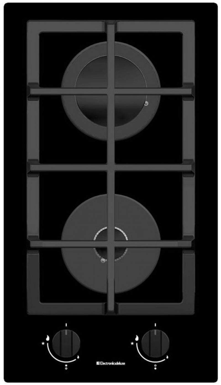 Варочная панель газовая Electronicsdeluxe GG2 400215F-000 electronicsdeluxe vm 4660129 f
