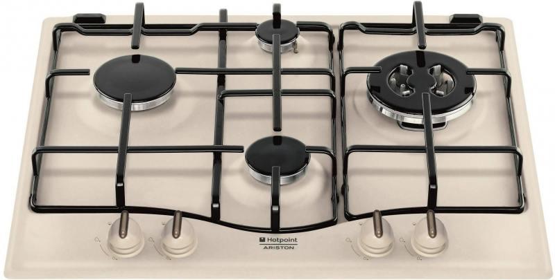 Варочная панель газовая HOTPOINT-ARISTON 7HPC 640 T OW R/HA варочная панель hotpoint ariston 7hpc 640 t ow r