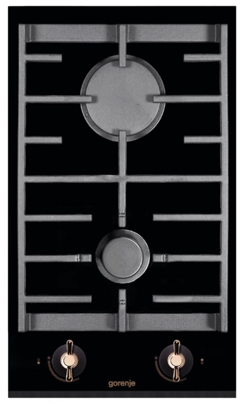 Варочная панель газовая Gorenje GC341INB газовая варочная панель gorenje gt 641 ub