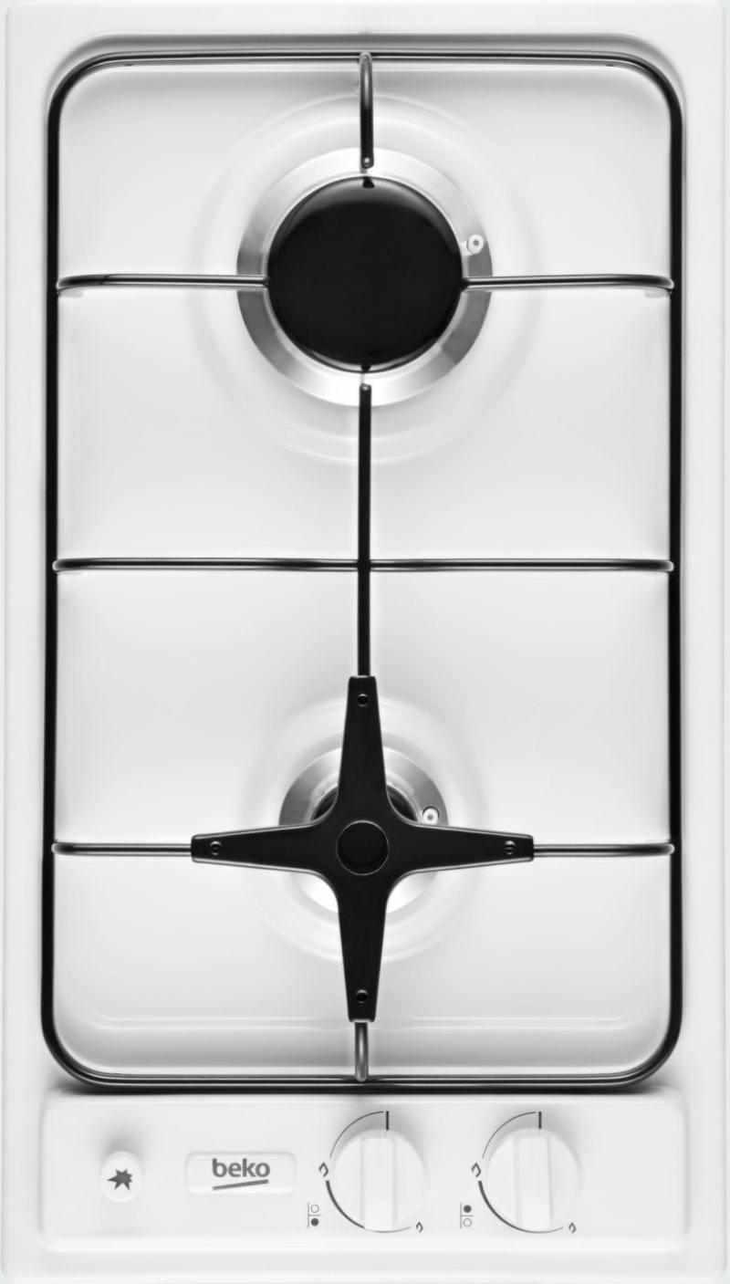 Варочная панель газовая Beko HDG 32210 SW газовая варочная панель neff t27cs59s0