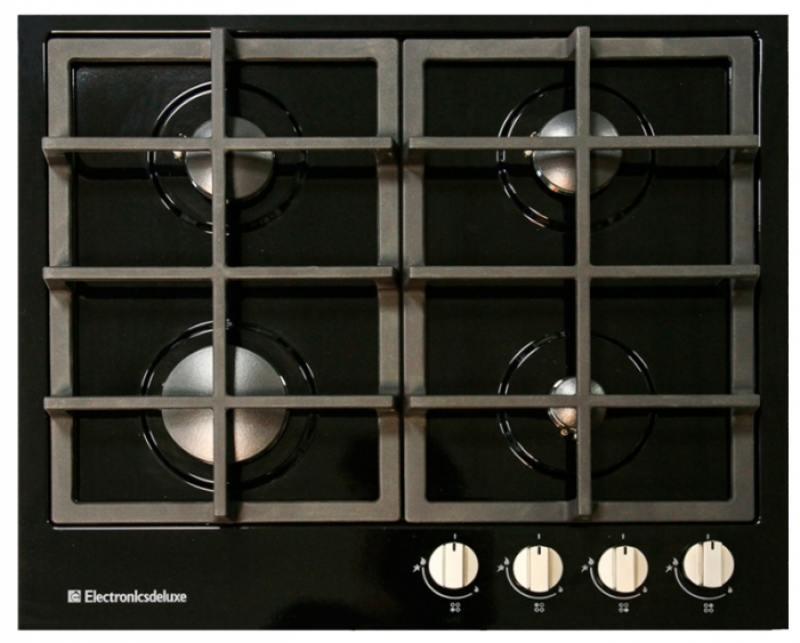 Варочная панель газовая Electronicsdeluxe TG4 750231F-040 варочная панель газовая electronicsdeluxe tg4 750231f 024 белый