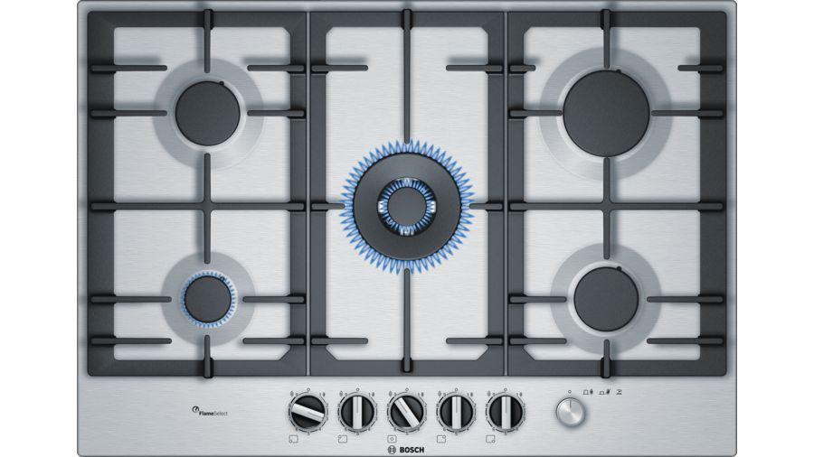 цена на Варочная панель газовая Bosch PCQ7A5M90R