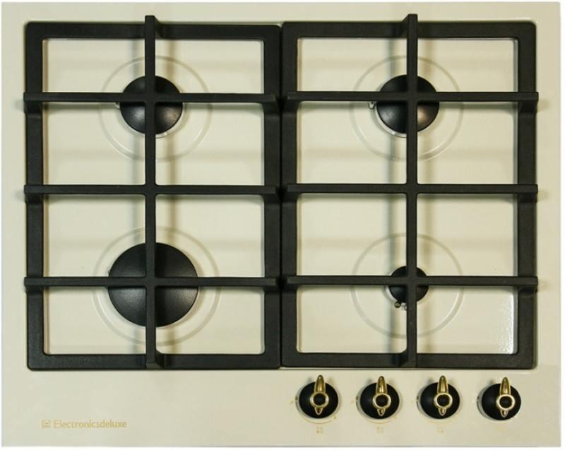 Варочная панель газовая Electronicsdeluxe TG4 750231F-022 electronicsdeluxe vm 4660129 f