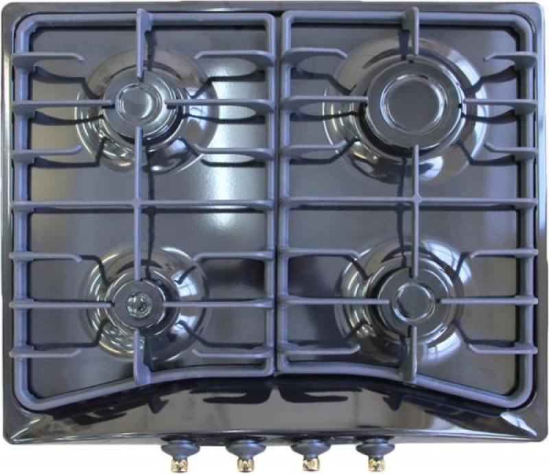 Варочная панель газовая Electronicsdeluxe 5840.00гмв-000 ЧР черный газовая варочная панель electronicsdeluxe gg4 750229f 013