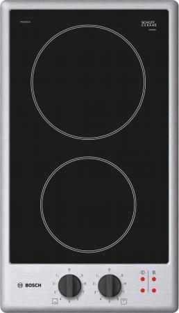 Варочная панель электрическая Bosch PKE345CA1 варочная панель bosch pkf645ca1e 90000001895 встраиваемая электрическая черный