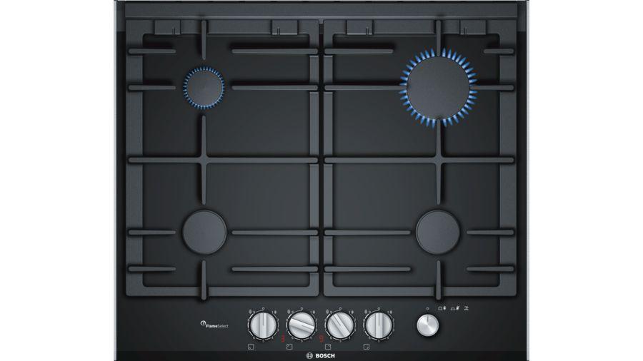 Варочная панель газовая Bosch PRP6A6N70R варочная панель bosch pkf651fp1e