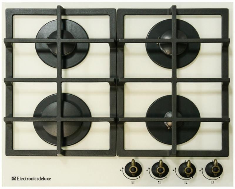 Варочная панель газовая Electronicsdeluxe GG4 750229F-016 electronicsdeluxe vm 4660129 f