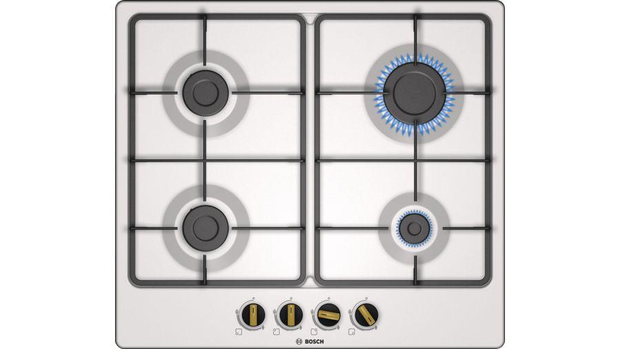 Варочная панель газовая Bosch PGP6B1B60 варочная панель bosch pkf651fp1e