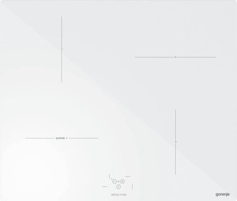 Варочная панель индукционная Gorenje IT60W варочная панель индукционная gorenje gis78xc