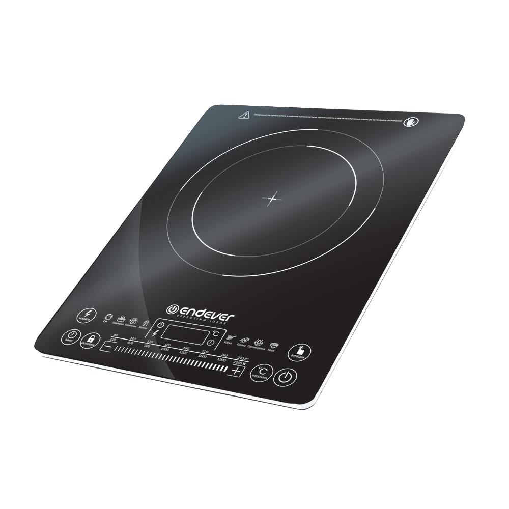 Плитка индукционная Endever IP-37 Black