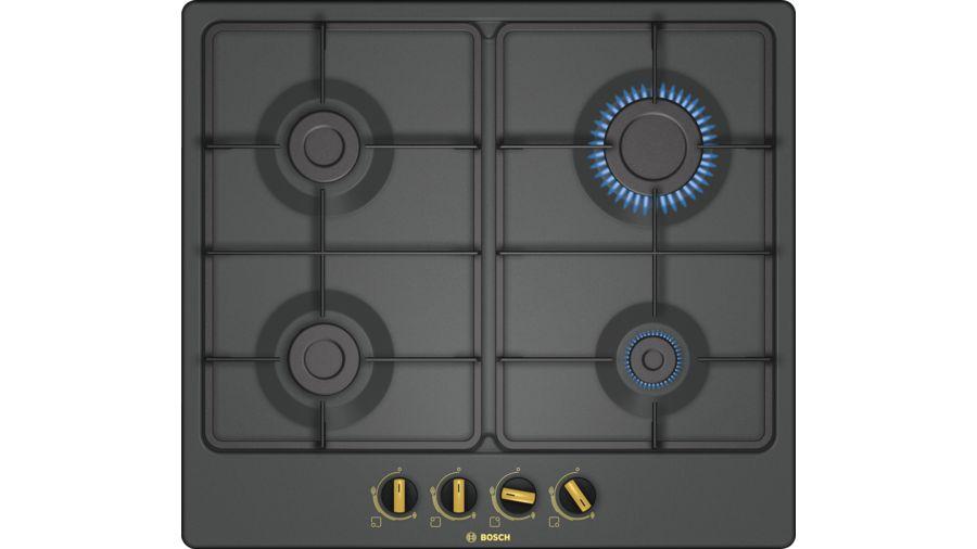 Варочная панель газовая Bosch PGP6B3B60 варочная панель bosch pkf651fp1e